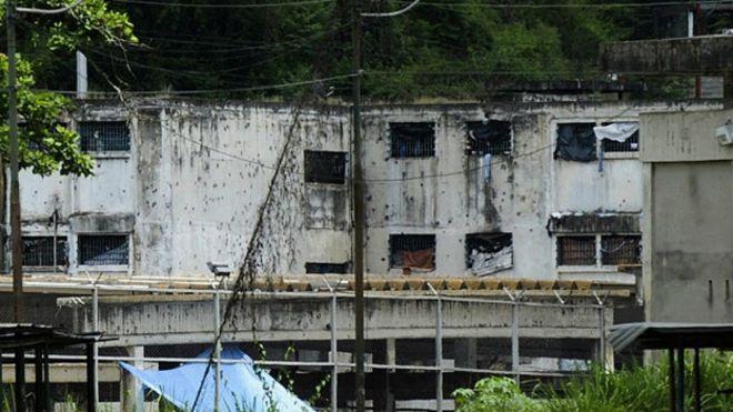 Resultado de imagen para carcel venezolana