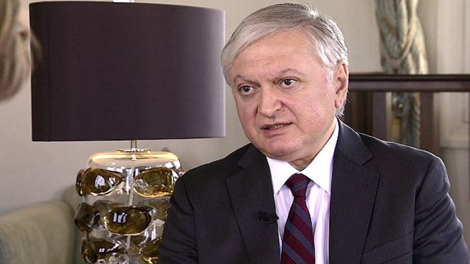 Министр иностранных дел Армении посетит Минск