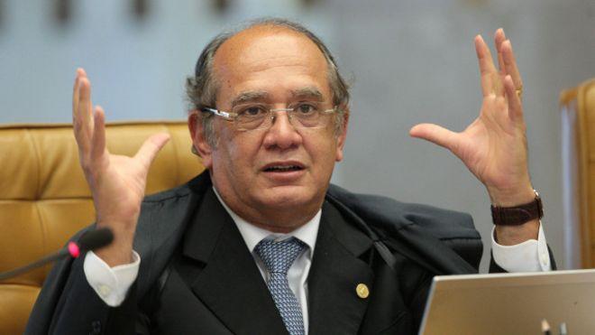 Resultado de imagen para brasil gilmar mendes