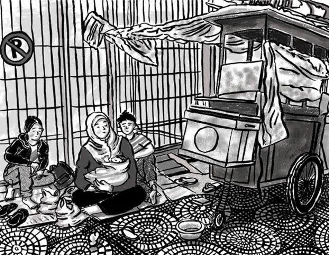 Kisah Kokom, ibu 10 anak yang mencari jalan keluar dari 'lingkaran ...