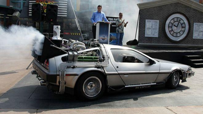 Há 26 anos, 'De Volta para o Futuro 2' via 2015: Veja as previsões ...