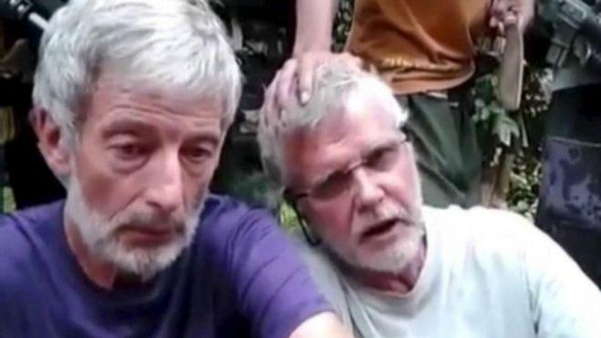 Bebaskan Sandera, Tentara Filipina Bentrok Dengan Kelompok Abu Sayyaf