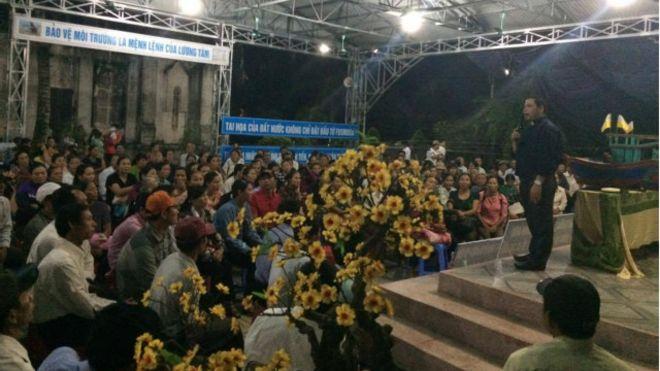 TAND tỉnh Nghệ An nhận đơn khởi kiện Formosa của nạn nhân thảm hoạ môi trường