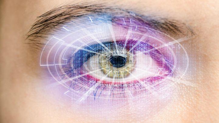 Resultado de imagen de La luz llega al ojo y podemos ver los objetos