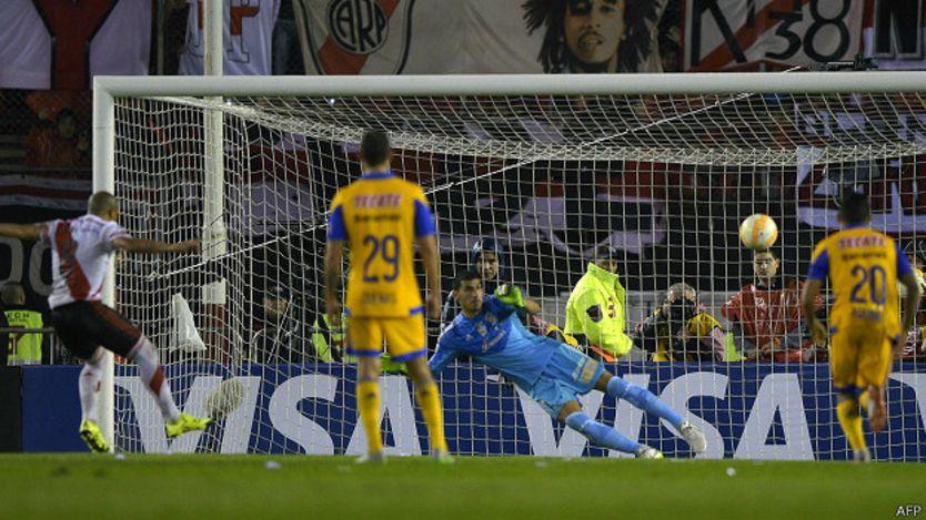 Gol River Plate